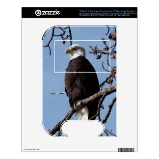 ABE Eagle calvo de Alaska Skins Para VTech V.Reader