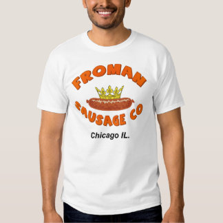 Abe Froman Sausage Co T Shirt