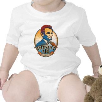 Abe honesto Lincoln Camisetas