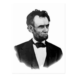 Abe honesto postal