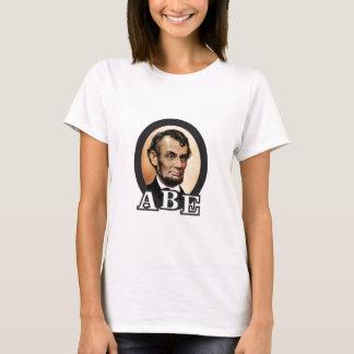abe in an oval art T-Shirt