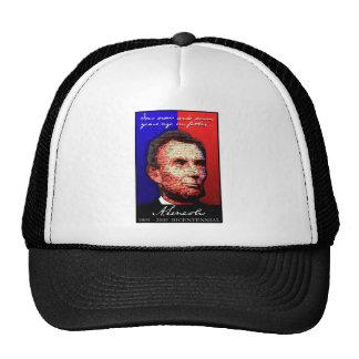Abe Lincoln - Bicentennial Trucker Hat