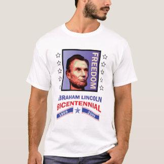 Abe Lincoln - Bicentennial Seal T-Shirt