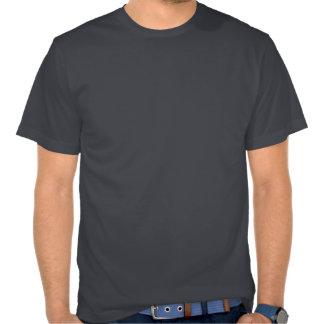 ABE LINCOLN CAZADOR de SASQUATCH - logotipo diver Camiseta