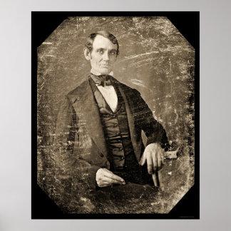 Abe Lincoln Daguerreotype 1846 Print