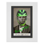 "Abe Lincoln ""flojo"" Posters"