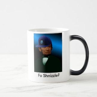 Abe Lincoln, Fo Shnizzle? MUG