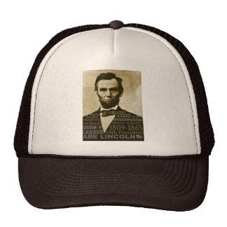 Abe Lincoln Trucker Hat