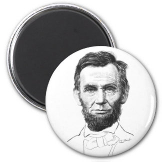 Abe Lincoln Magnet