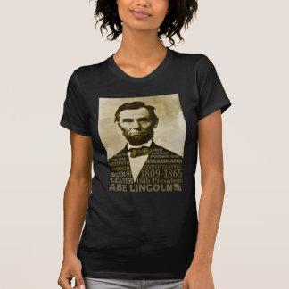 Abe Lincoln Tee Shirt