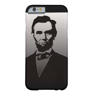 Abe Lincoln Portrait iPhone 6 Case