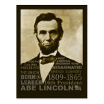 Abe Lincoln Postcards