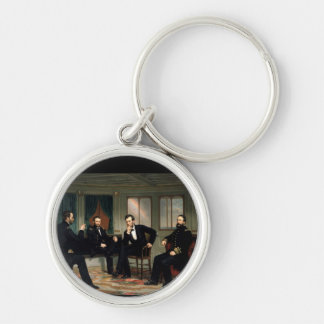 Abe Lincoln The Peacemakers Print Keychain