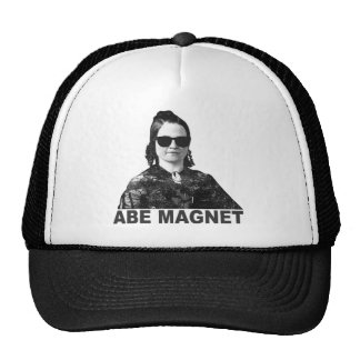 Abe Magnet Mary Todd Lincoln Trucker Hat
