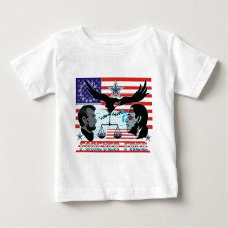 Abe-Obama-Forever-free-set-1AB Baby T-Shirt