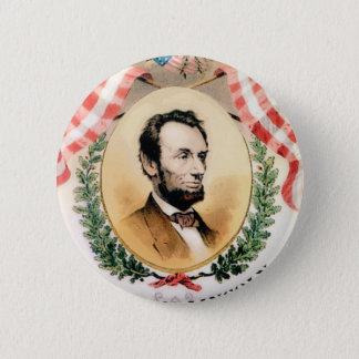 Abe oval button