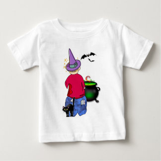 Abe R. Doodle Trick-or-Treat! Baby T-Shirt