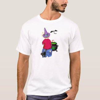 Abe R. Doodle Trick-or-Treat! T-Shirt