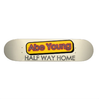 Abe Young Pro Model Skate Board Decks