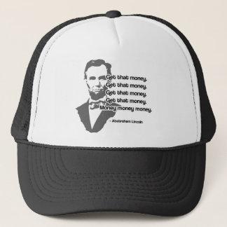 Abebroham Lincoln Trucker Hat