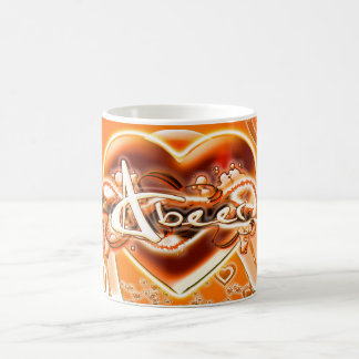 Abeer Classic White Coffee Mug