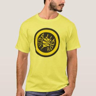 abeja-botón playera