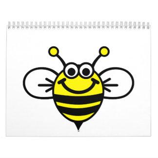Abeja Calendarios