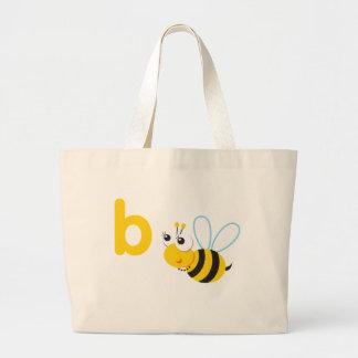 Abeja de Betty de los animales de ABC Bolsas De Mano