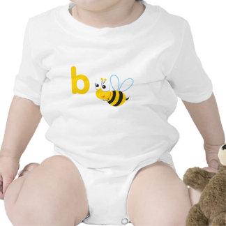 Abeja de Betty de los animales de ABC Trajes De Bebé