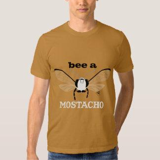 Abeja de Bugzter una camiseta del color de la Playera