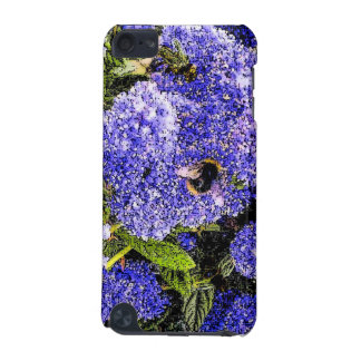 Abeja de la flor de Ceanothus Funda Para iPod Touch 5G