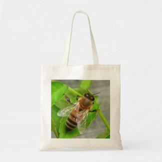 Abeja de la miel bolsa