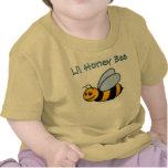 Abeja de la miel de Lil Camisetas