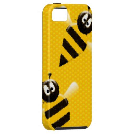 ABEJA DE LA MIEL iPhone 5 Case-Mate CÁRCASAS