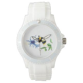 Abeja de la miel relojes de pulsera