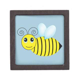 Abeja de zumbido linda de la miel cajas de regalo de calidad
