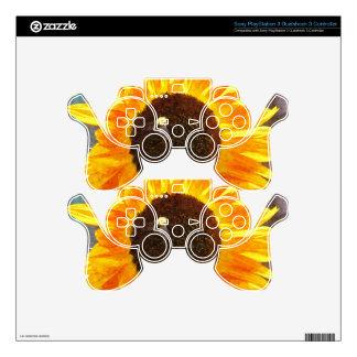Abeja del girasol mando PS3 skins