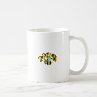 abeja del nob taza