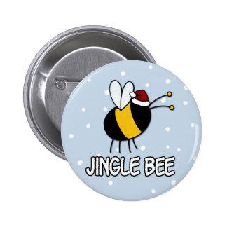 abeja del tintineo pins