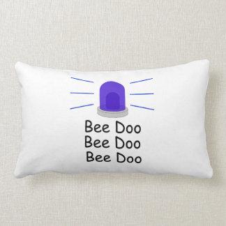 Abeja Doo de Doo de la abeja de Doo de la abeja Cojín