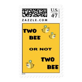 Abeja dos abeja o no dos sellos
