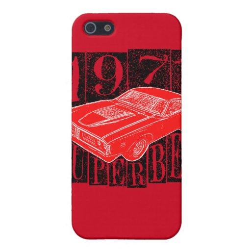 Abeja estupenda 1971 iPhone 5 carcasas