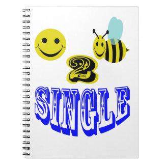 abeja feliz 2 sola libro de apuntes con espiral