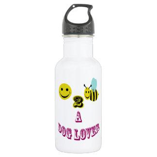 abeja feliz 2 un amante del perro