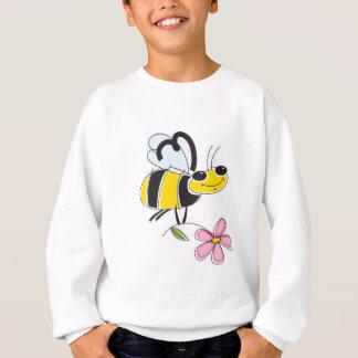abeja feliz remera