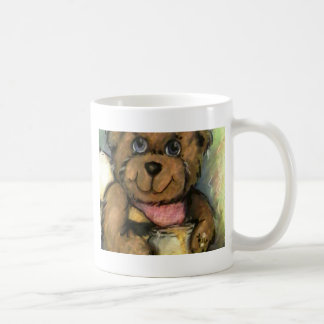 Abeja feliz tazas de café