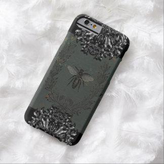 Abeja francesa delgada funda de iPhone 6 barely there