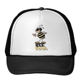 Abeja fresca gorras de camionero