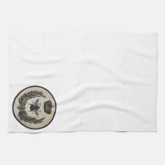 Abeja imperial toalla de cocina