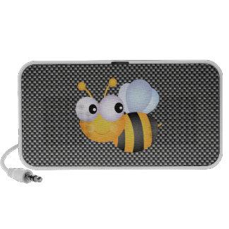 Abeja linda; Liso iPod Altavoces